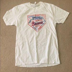 Svedka Braves T-shirt